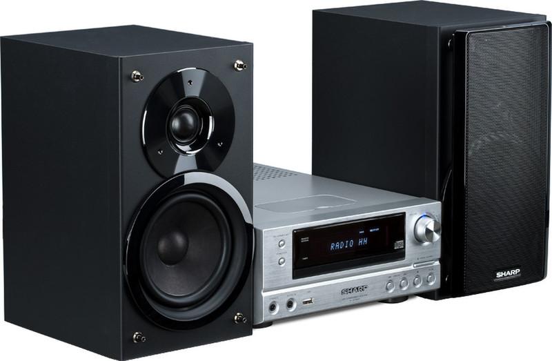 Sharp XL-HF200PHS домашний музыкальный центр