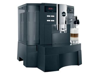 Jura Impressa XS90 Отдельностоящий Автоматическая Espresso machine 5.7л Черный