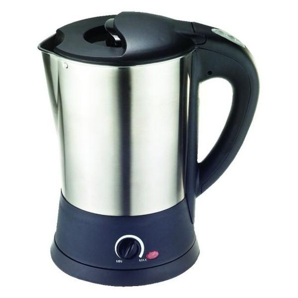Efbe-Schott WK 232 S 1.7л 2000Вт Черный, Нержавеющая сталь электрический чайник