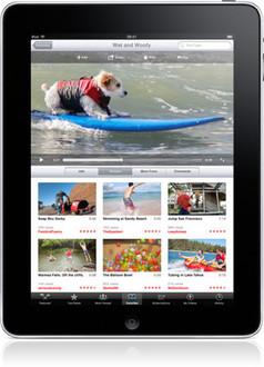 Apple iPad 16ГБ планшетный компьютер