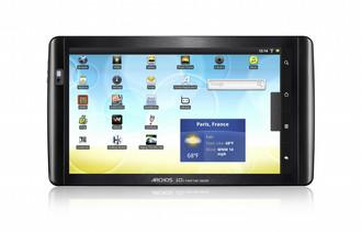 Archos Internet 101 16ГБ Черный планшетный компьютер