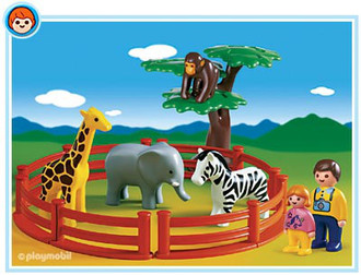 PLAYMOBIL/® Zoo