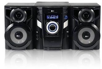 LG MCD104 Mini set 100Вт Черный домашний музыкальный центр