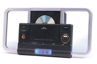 Lenco Microset w/ CD, USB, SD/MMC, MP3 & nxt-speakers