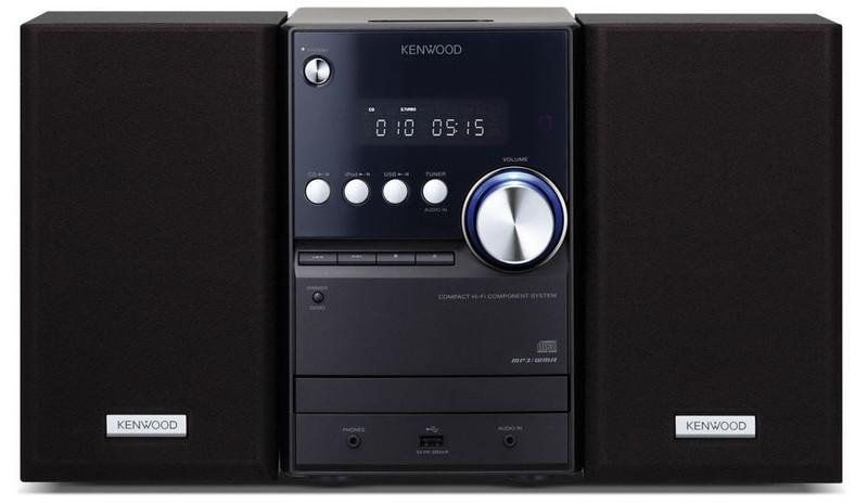 Kenwood Electronics M-515-B Mini set 40Вт Черный