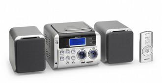 Lenco PLL microset w/ CD, USB, SD/MMC, MP3 & WMA