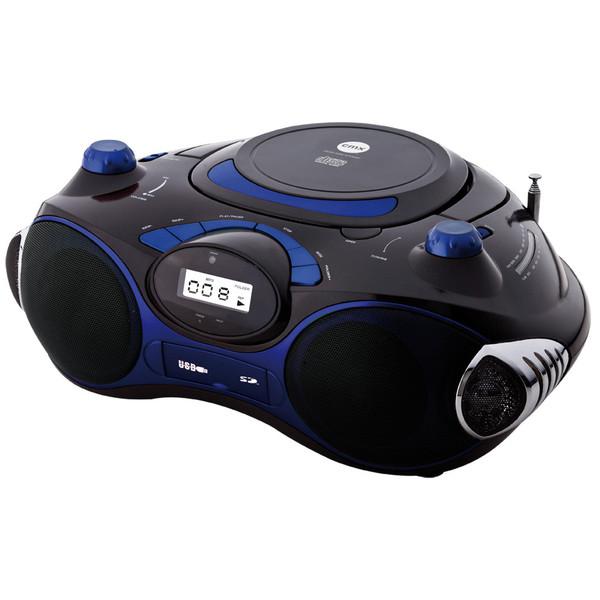 CMX CRC 7370 25Вт Черный, Синий