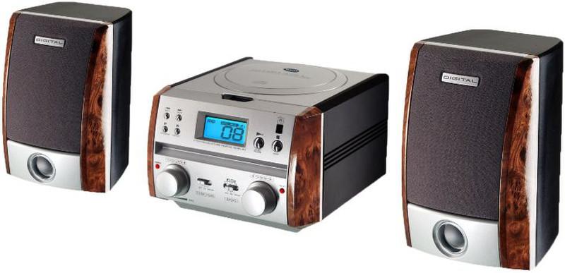 CMX MSC 7440 Micro set Cеребряный, Деревянный