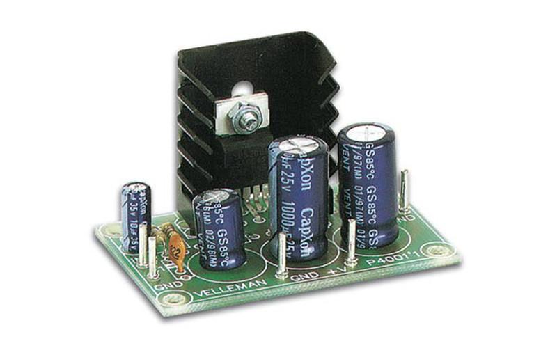 Velleman K4001 Проводная Зеленый усилитель звуковой частоты