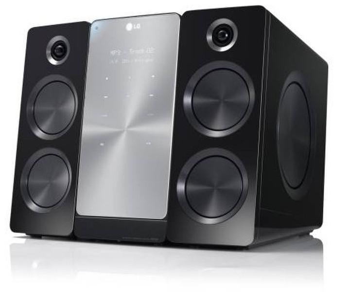 LG FB166 Micro set 160Вт Черный, Cеребряный домашний музыкальный центр