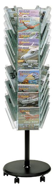 Jalema Folder-stand 36xA4 literature rack
