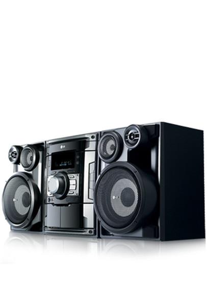 LG MCD212 Mini set 200Вт Черный домашний музыкальный центр