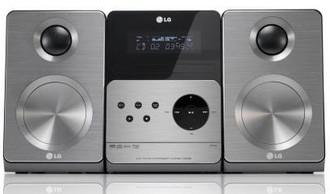 LG XA66 Micro set 60Вт Cеребряный