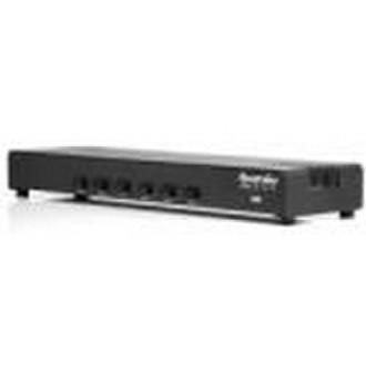 Phoenix Gold 1 x 6 Speaker Selector 2.0канала Черный AV ресивер