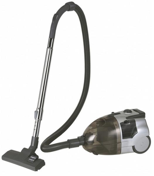 Tristar SZ-2186 Цилиндрический пылесос 1.8л 1400Вт Cеребряный пылесос