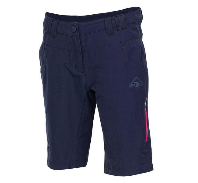 McKinley 96184010017 Синий boys' trousers/shorts