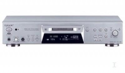 Sony MiniDisc Recorder MDS-JE780 HiFi minidisc player Cеребряный