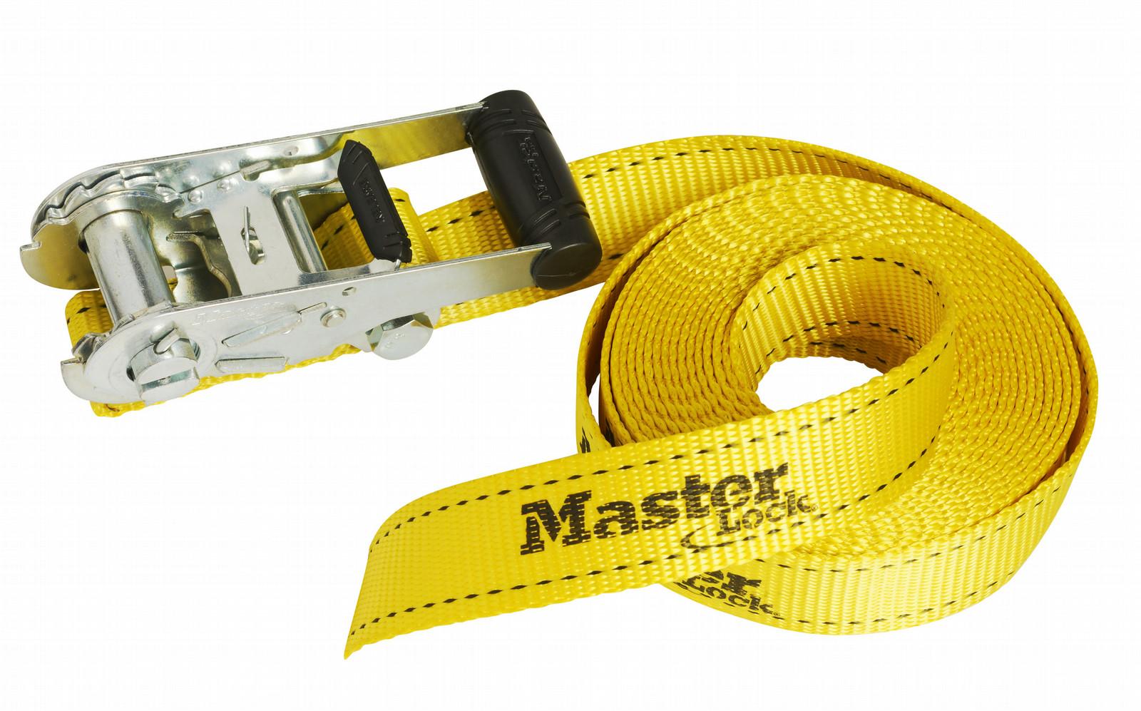Master Lock Endless Ratchet Tiedowns 6m 2