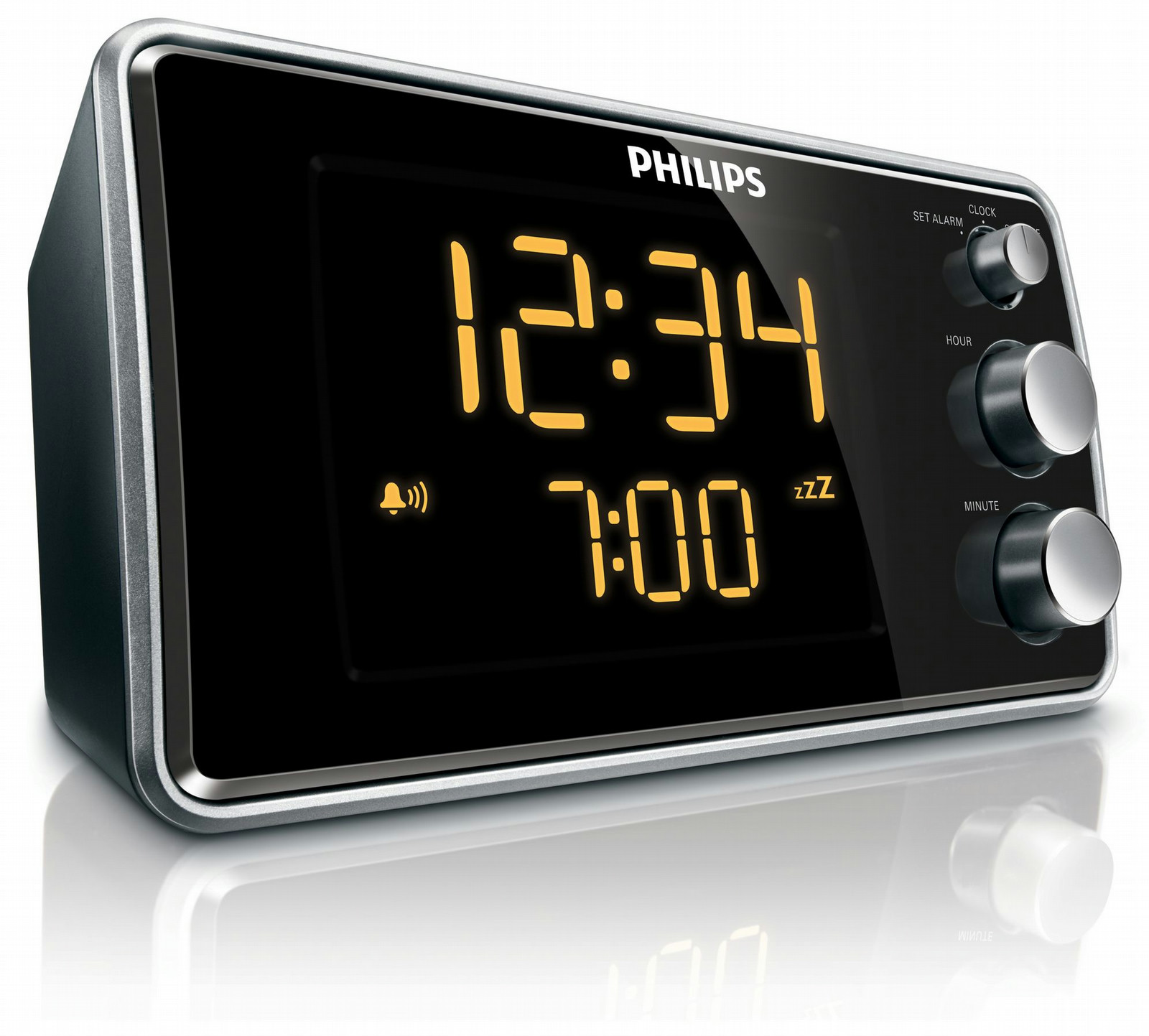 ᐈ Philips Digital Tuning Clock Radio